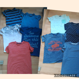 Boys clothes stock up early for next summer