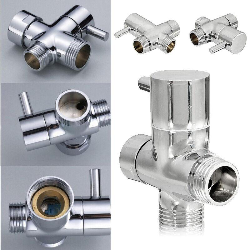 t adapter 3 way valve for diverter