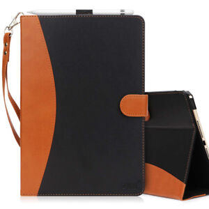 Apple iPad Pro NEW FYY Leather Case with Apple Pencil Holder