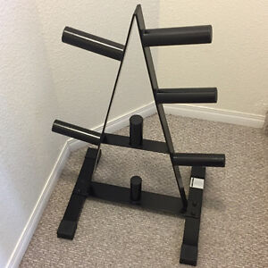 Olympic Weight A-Frame Rack