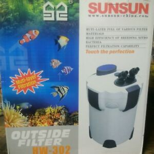 aquarium 3 stage  canister filter