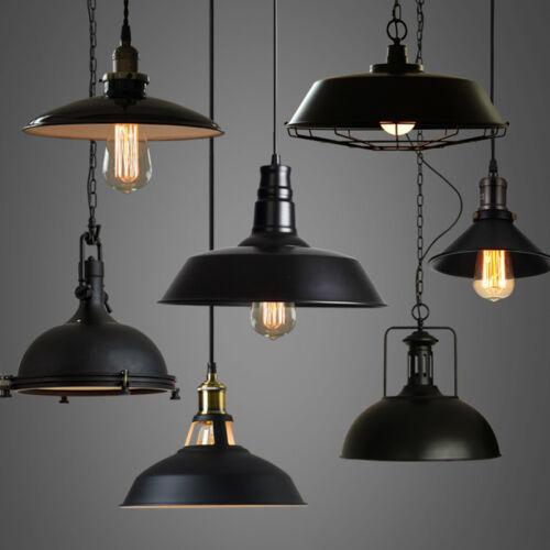 Details About Loft Warehouse Barn Pendant Lamp Indoor Hanging Ceiling Light Fixture