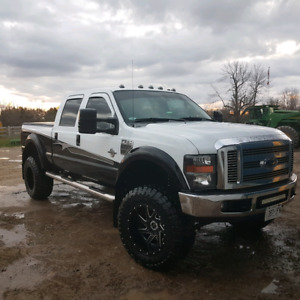 2008 f250 superduty southern comfort package