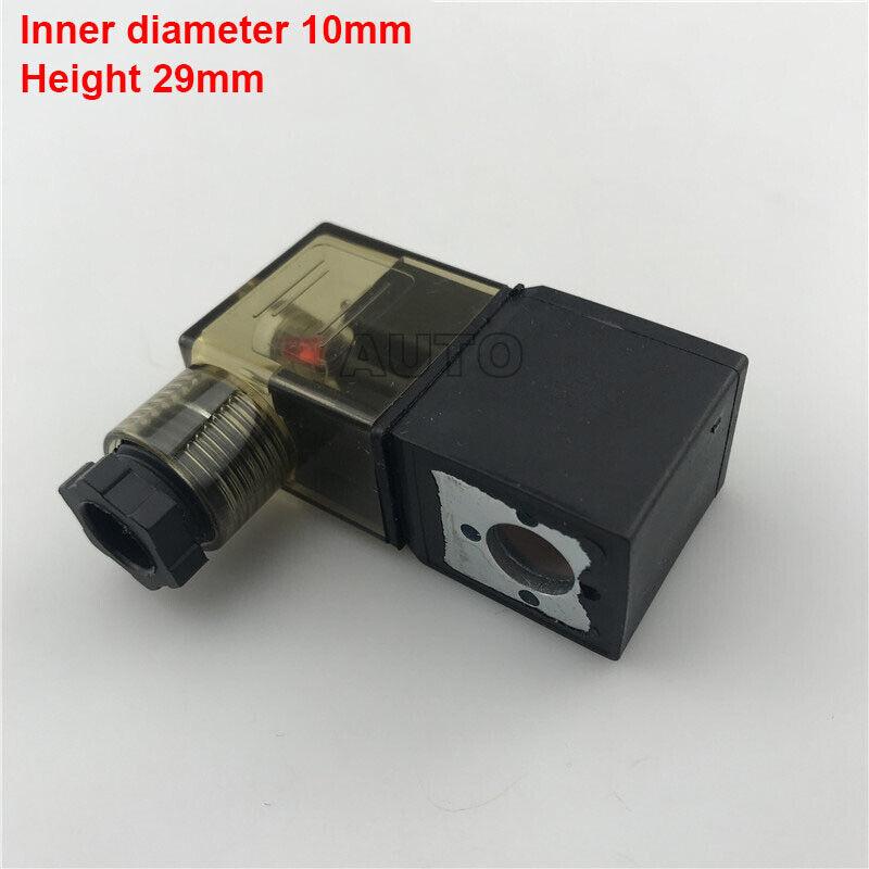 CKD coffee machine steam DL solenoid valve coil inner diameter 10mm height 29mm