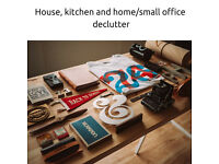 Organiser available - decluttering, organising your home etc