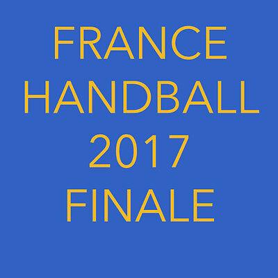 France Handball WM 2017 - 2 Tickets Finale Paris - 29. Januar 2017