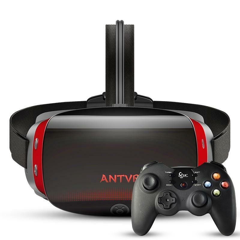 Virtual Reality PC Headset 3d Vr Glasses