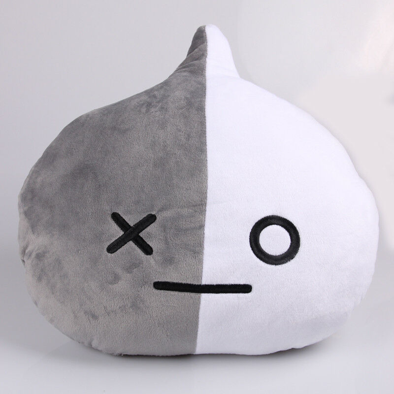 KPOP BTS TATA SHOOKY RJ Plush Toy COOKY Pillow Doll CHIMMY VAN MANG  KOYA