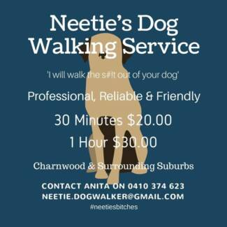 Neetie's Dog Walking Service