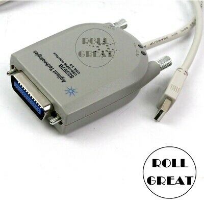 New Hp Agilent 82357b Usbgpib Interface High-speed Usb 2.0 Drive Rom Cd In Box