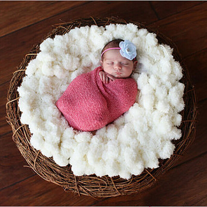 Newborn+Infant+Baby+Photography+Photo+Props+Costume+Backdrop+Blanket++Beanbag+WF