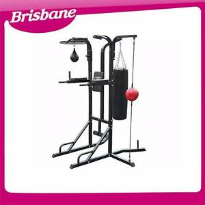 R14 Boxing Station Speed Balls Punching Bag 7 Station QLD Eagle Farm Brisbane North East Preview
