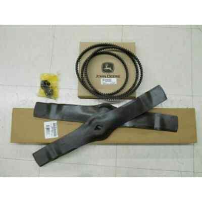John Deere Timing Belt Blade Kit - Am130172 M127926 - 42 Freedom Deck - Lt155