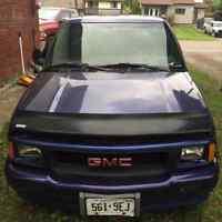 1996 GMC Sonoma SL Pickup Truck