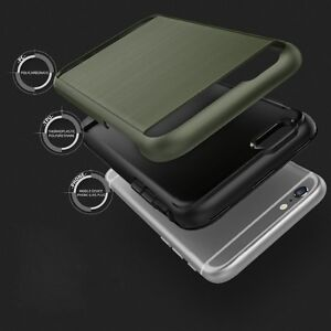 TOUGH ARMY GREEN HYBRID BRUSHED HEAVY DUTY CASE FOR IPHONE 6, 6S Regina Regina Area image 7