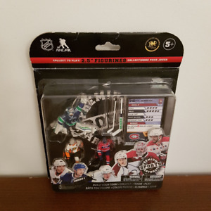 Imports Dragon NHL 2.5 inch Figurines Starter Pack 2015-2016 NEW