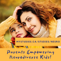 Parents Empowering Neurodiverse Kids: Participate in Research