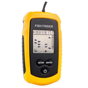 Brand New in Box Portable Fish Finder