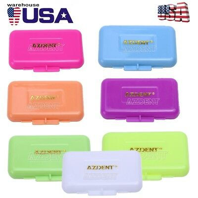 Usa Azdent Dental Orthodontic Ortho Wax Mixed Scents For Braces Gum Irratation