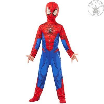 RUB 3640840 Ultimate Spider-Man Classic Kinder Kostüm Jungen Karneval Marvel