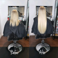 Hair extensions..  your one stop shop