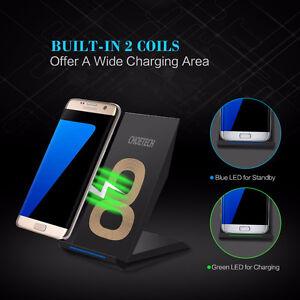 RAPID Wireless charging: iPhone 7/8(Plus),Samsung Galaxy S6 S7