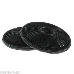 2-x-Teka-Carbon-Charcoal-Cooker-Vent-Extractor-Hood-Filters