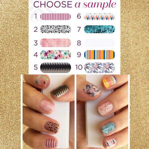 JAMBERRY NAIL WRAPS - TRY BEFORE YOU BUY!