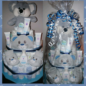 Diaper Cakes pefect gift for baby shower