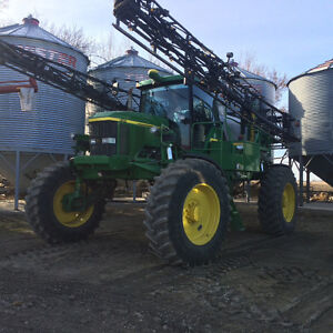 4710  John Deere sprayer