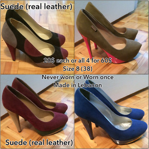 Women's shoes to sell