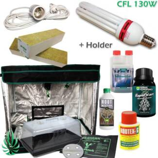 Hydroponic Cutting or Seedling Grow Tent Propgation Cloning Light