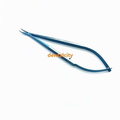 Titanium Castroviejo Needle Holder Without Lock Micro Ophthalmic Instruments