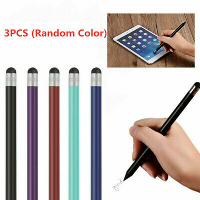 "3PCS Generic Pencil For Apple iPad 9.7"",10.5"",11"",12.9"" Tablets Touch Stylus Pen"