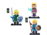 Custom LEGO minifig Legend of Zelda Breath of the Wild Lady Urbosa