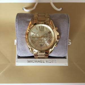 VENDUE//SOLD Montre Bradshaw MICHAEL KORS Bradshaw Watch MK5605