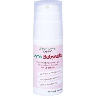 LEYHS Babysalbe   50 ml   PZN1128535