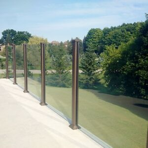 DIY Glass Railings