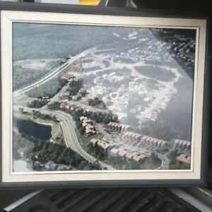 Aerial Framed Photos of Halifax