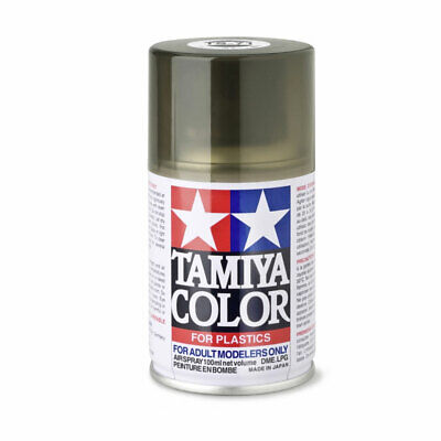 Tamiya 85071 Couleur TS-71 Fumée Transparent Poli 100ml Spray Modellbau Neuf °