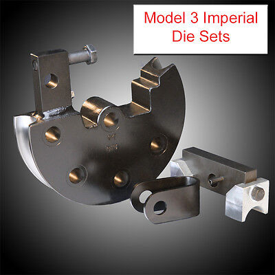 Jd Squared Model 3 Tube Bender Imperial Tube Die Set
