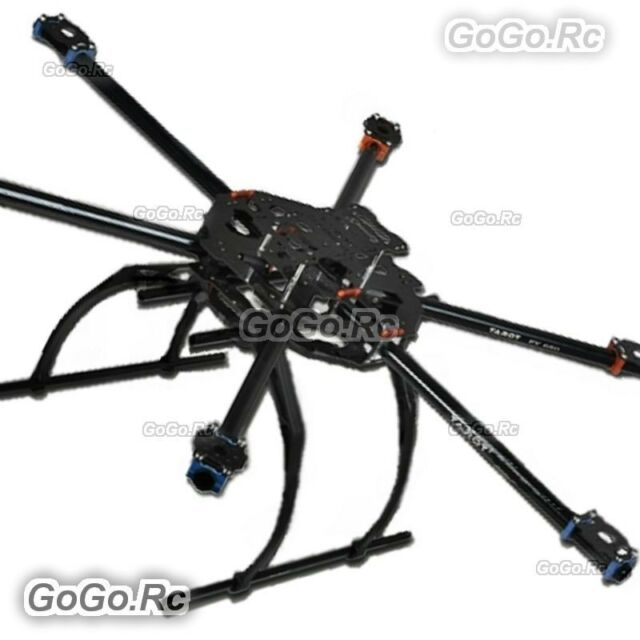 Tarot Fy680 Full Folding Hexacopter 680mm FPV Aircraft Frame ...