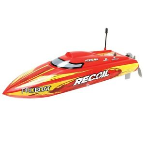 Recoil 17-inch Self-Righting Deep-V Brushless