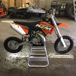 For sale 2012 Ktm 50 sx in Edson, Ab