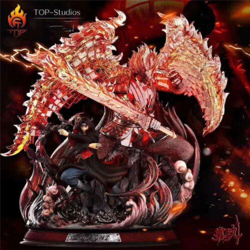 Naruto Uchiha Itachi Susanoo Statue Figure Resin Model TOP studio