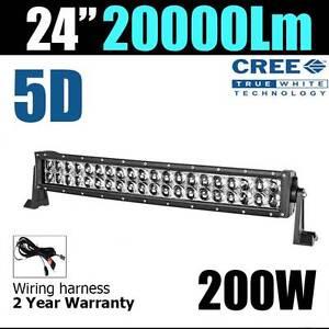 5D 200W 24Inch CREE LED Light Bar Wangara Wanneroo Area Preview