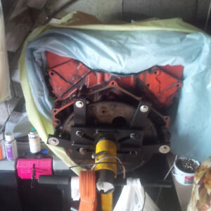 GM Engine Block  350cubic inch 700.00 or BO