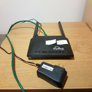 Like-New D-Link Wireless Router!