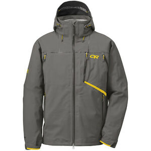 OR Outdoor Research Men Vanguard 3-Layer GORETEX Jacket Medium