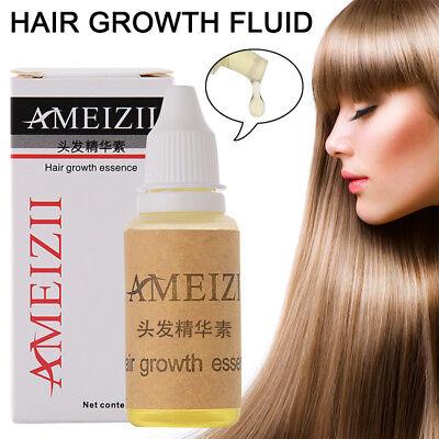 Hair Growth Essence Ameizii Liquid Oil 20ml Natural Organic Regrowth Treatment
